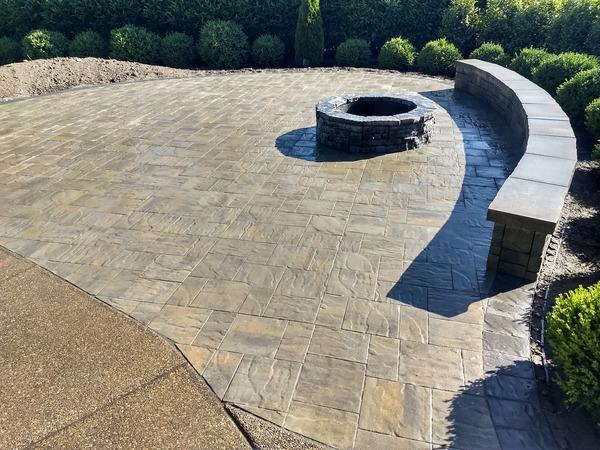 brick-pavement