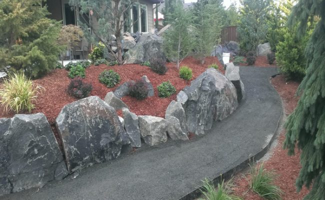 gravel-walkway